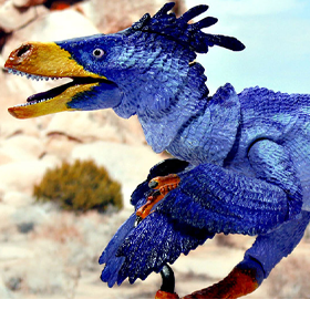 BEAST OF THE MESOZOIC: RAPTOR SERIES 1/6 SCALE FIGURES