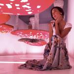 "#SELFIEADARTE ""Mash/room"" @CarstenHöller Upside Down Mushroom Room, 2000 #ATLAS @FondazionePrada #Milano @CleliaPatella"