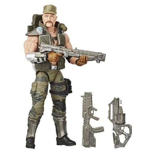 Image of G.I. Joe Classified Series 6-Inch Gung Ho Action Figure - OCTOBER 2020