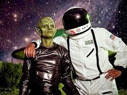 NASA Halloween party!