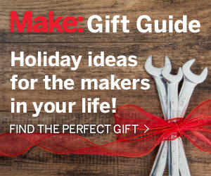 Give the gift of making - Make: Gift Guide