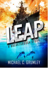 Leap by Michael C. Grumley