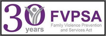 Logo of the Family Violence Prevention and Service Act