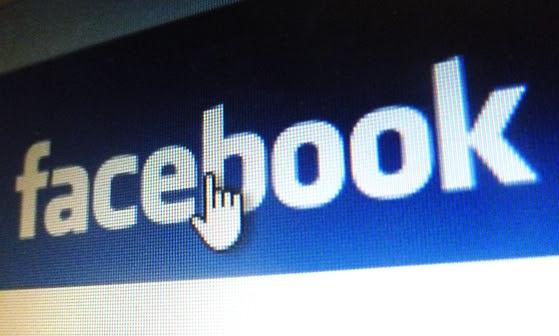 Facebook + cursor