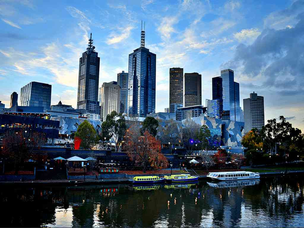 Melbourne Tap Water