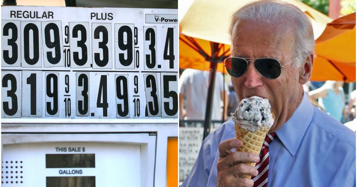Gas Prices Have Exploded Since Biden Entered Office BidenGasprices-1200x630