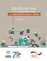 Estudio de caso sobre la gobernanza del litio en el Estado Plurinacional de Bolivia