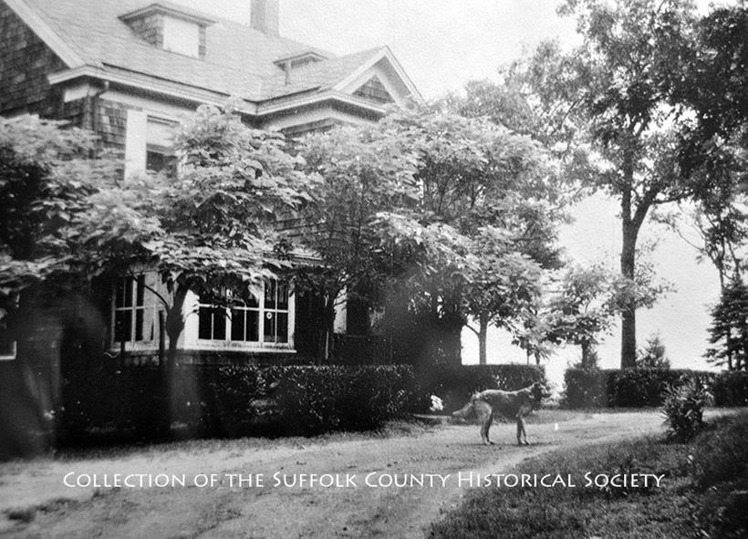 WW II: Benson House, Wading River, c. 1940s
