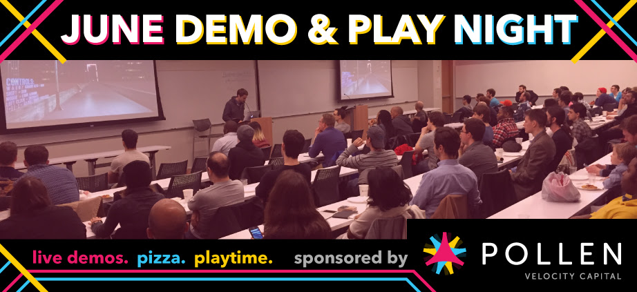 June Demo & Play Night