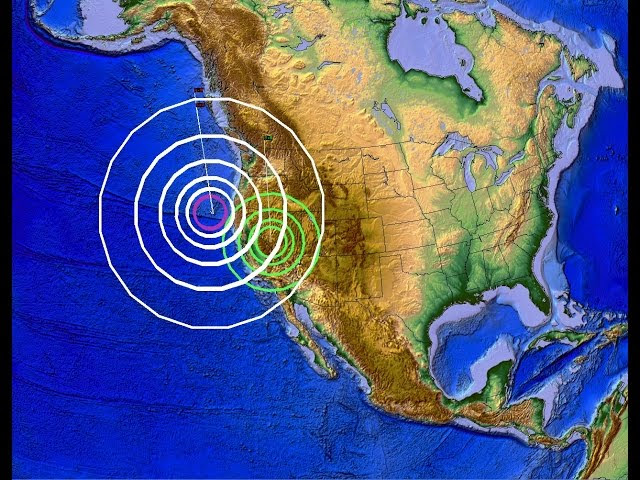 1/29/2016 -- West Coast / California BACK TO BACK Earthquakes (M5.0 + M4.9) - Craton EQ Watch  Sddefault