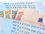 Des bulletins de paie