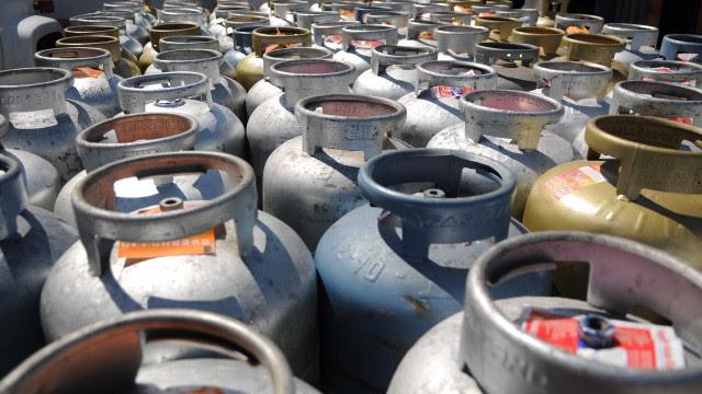 GLP sobe antes do ajuste da Petrobras e volta a custar até R$ 125 o botijão 13 kg
