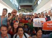 El canciller Jorge Arreaza instó a jóvenes del CLAE a radicalizar los procesos revolucionarios.