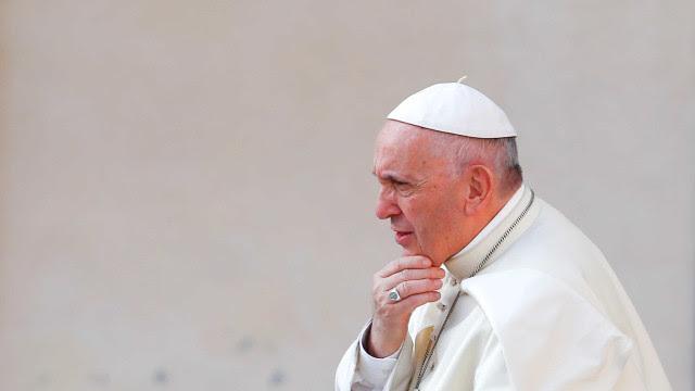 Papa saúda troca de prisioneiros entre a Rússia e a Ucrânia