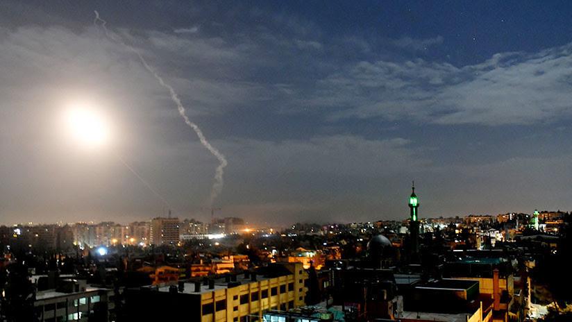 Damasco advierte que puede responder a agresiones israelíes con un ataque al aeropuerto de Tel Aviv