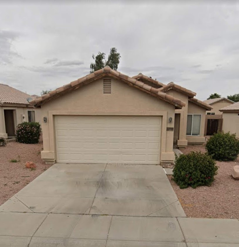 12236 W Windrose Dr, El Mirage, AZ 85335 wholesale property in west valley