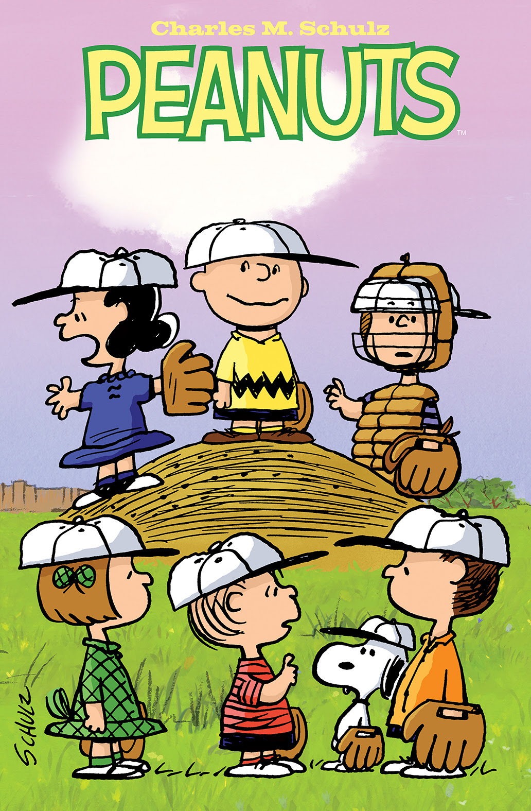 PEANUTS #18 Cover by Charles Schulz, Various