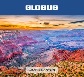 Globus - Lost Canyons of the Southwest