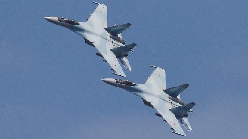 Pompeo: EE.UU. sancionará a Egipto si adquiere aviones Su-35 a Rusia