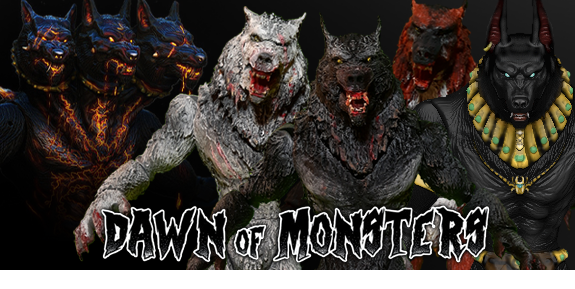 Dawn of Monsters