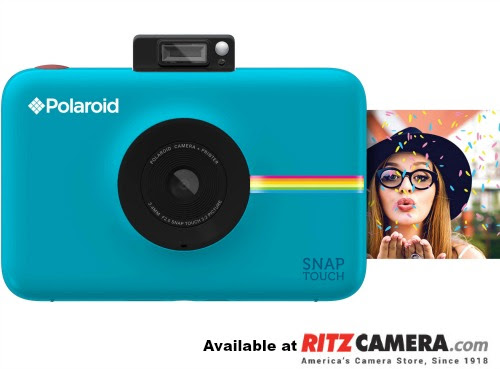 Oh Snap! Polaroid`s Latest Ins...
