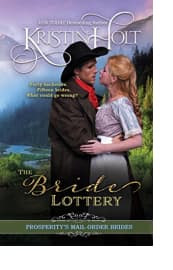 The Bride Lottery by Kristin Holt