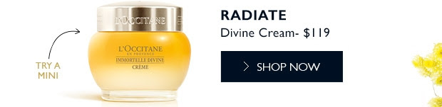 Divine Cream. SHOP NOW.