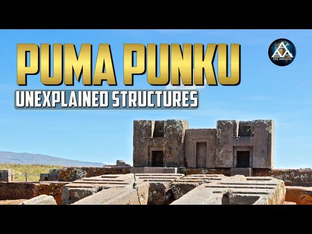 Puma Punku (Unexplained Structures EP 1)  Sddefault