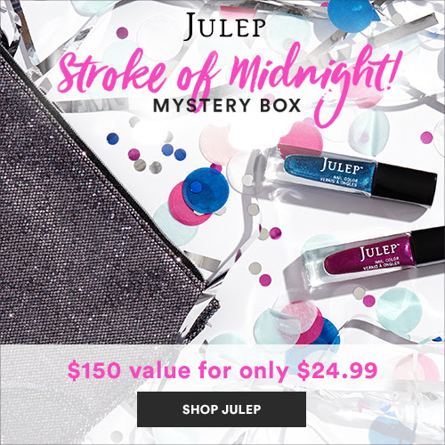 Stroke of Midnight Mystery Box Offer by Julep Maven