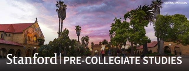 Stanford | Pre-Collegiate Studies