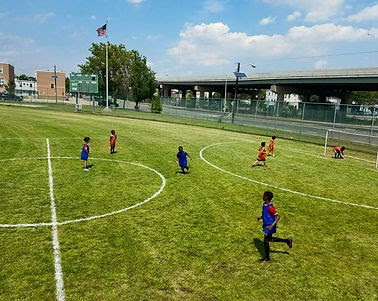 Soccer Classes in Jersey City