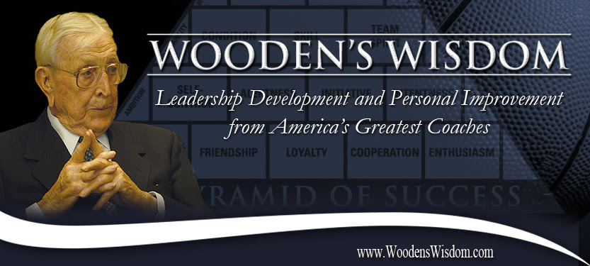 Woodens Wisdom