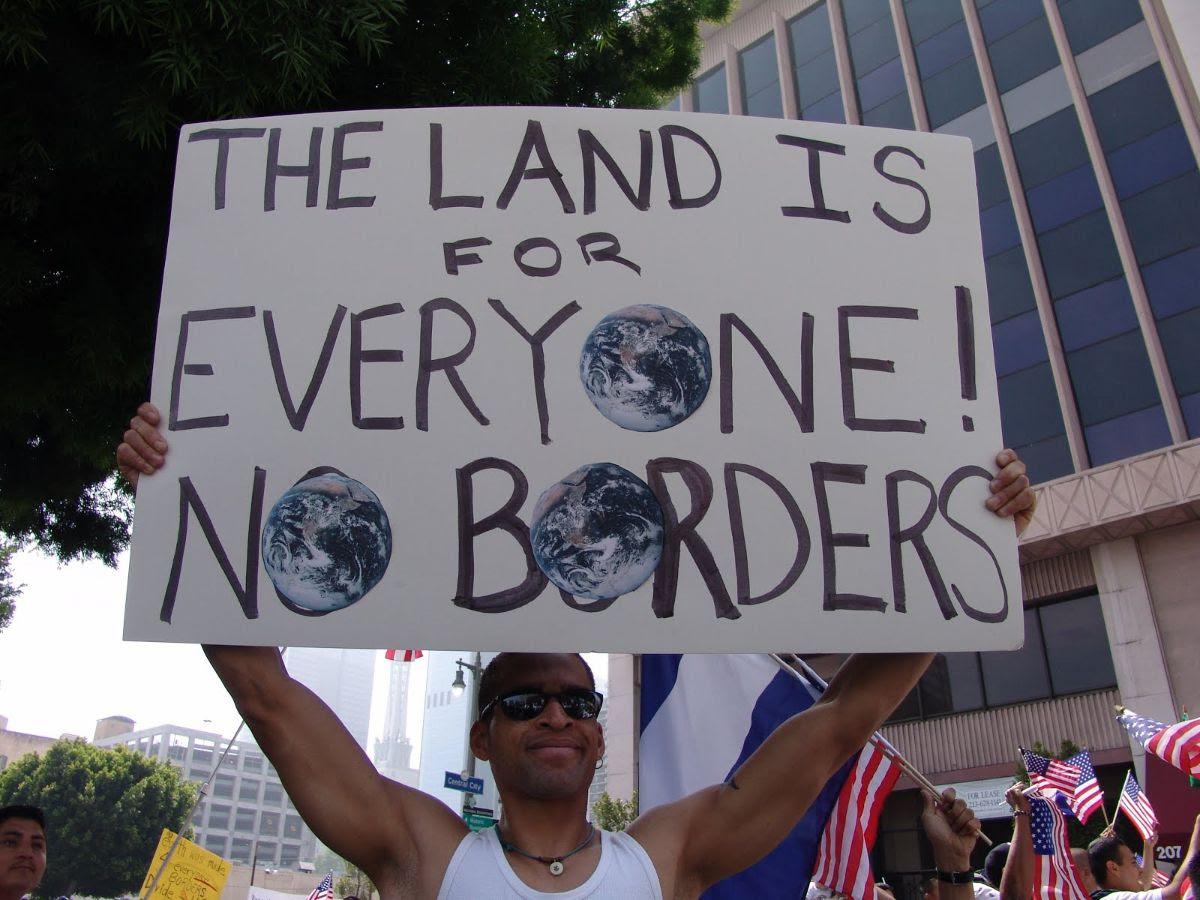 no borders folk