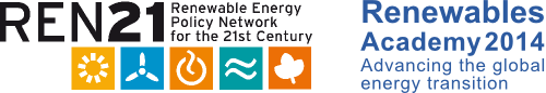 REN21 Renewables Academy 2014: Programme available!