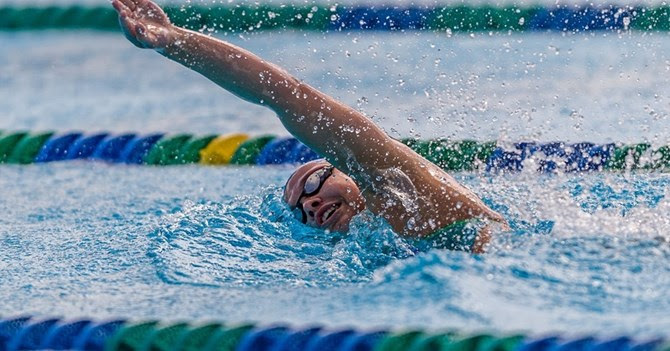 No. 29 @FGCU_WSwim Extends Lead During Dominating, Day-Two Performance