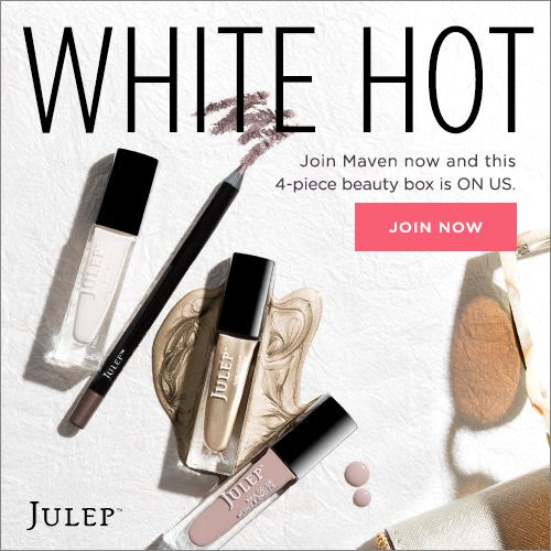 White Hot Neutrals Welcome Box