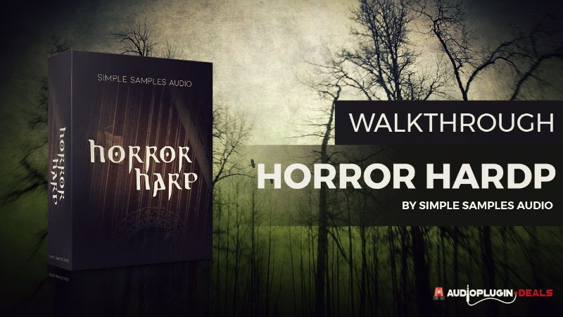 Horror Harp by Simple Samples Audio