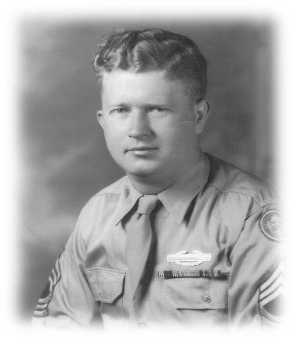 Master Sgt. Roddie Edmonds has been recognized posthumously by