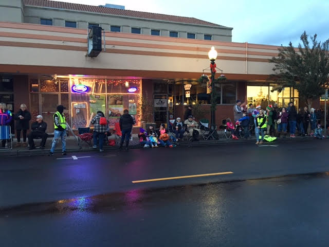 Napa Christmas parade