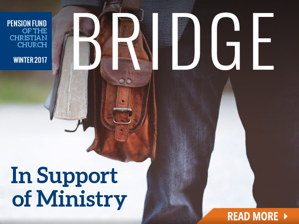Bridge - In Support of Ministry - Read More