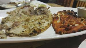 Pomfret in Lime & Thyme and Spicy...