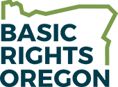 Basic Rights Oregon Logo