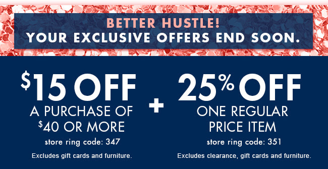 Better Hustle - Your Exclusive Offers End Soon!
