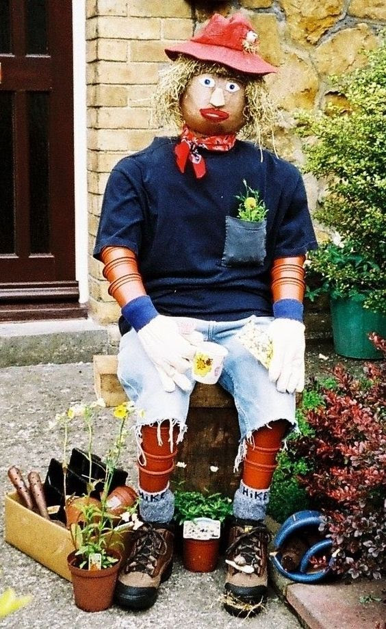 Scarecrow Competition Ideas | The Ilminster Midsummer Experience - Scarecrow Competition