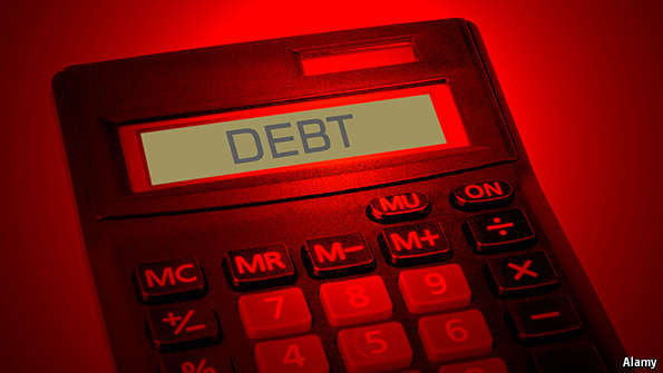 Why the world is addicted to debt