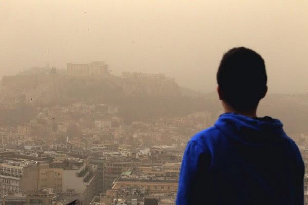 Άστατος ο καιρός σήμερα - Ευνοείται η μεταφορά σκόνης