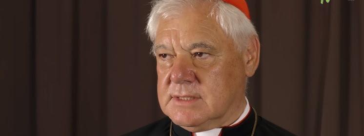 Kard. Gerhard Müller: Wierzymy w Chrystusa, a nie w papieża
