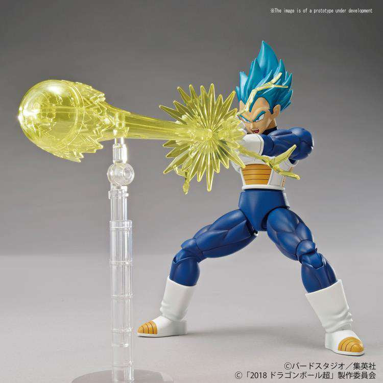 Image of Dragon Ball Super Figure-Rise Standard - SSGSS Vegeta (Special Color Ver.)