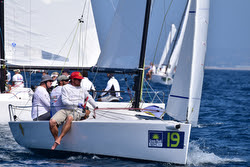 J/70 NA Winner- Jud Smith- AFRICA- from Marblehead, MA