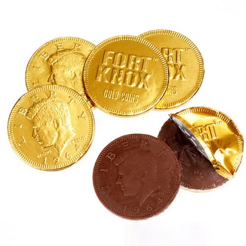 fort-knox-gold-foiled-milk-chocolate-coins-125633